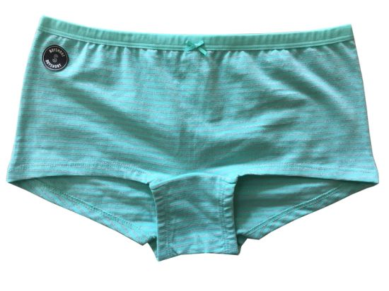 Gilter Print Women Underwear, Cotton Briefs pictures & photos