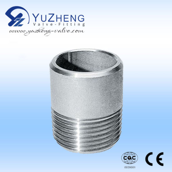 Stainless Steel High Pressure Socket Banded pictures & photos