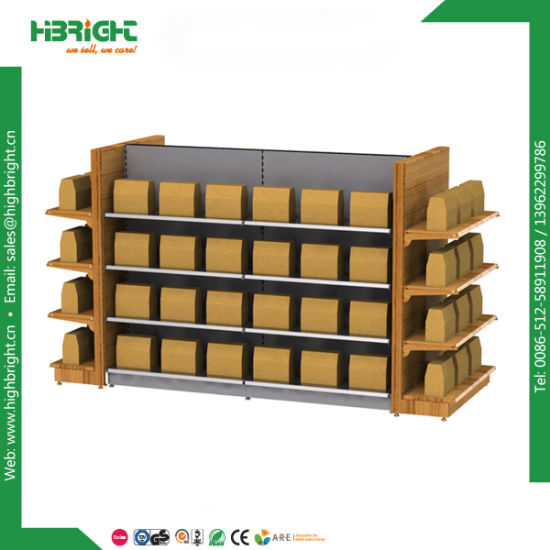 Supermarket Equipment Grocery Store Shelf Supermarket Shelving pictures & photos