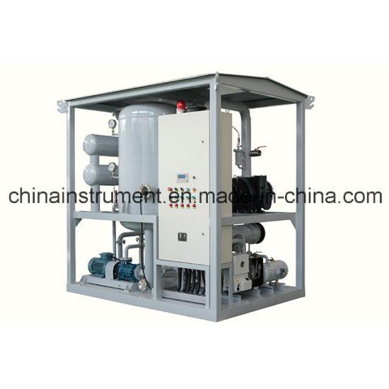 High Efficient 1800L/H Transformer Oil Purifier Zja1.8ky