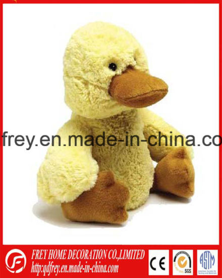 Cute Baby Promotion Gift of Soft Duck Toy pictures & photos