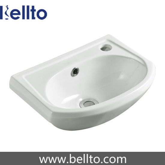 Irregular Ceramic apron front sink for Bathroom (5156) pictures & photos