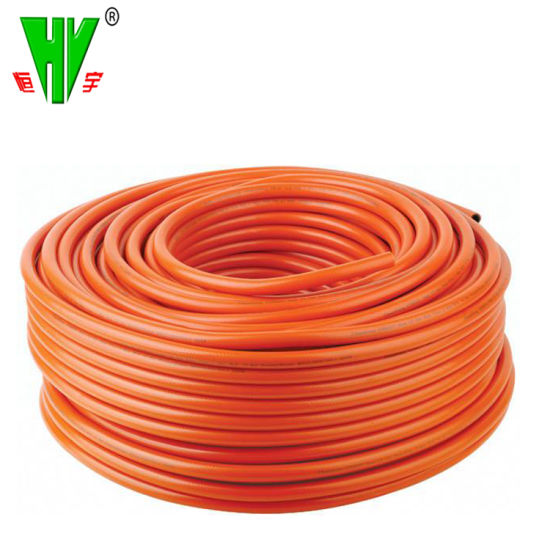 Convoluted Rubber Propane Hoses Natural Gas Lpg Hose Pipe