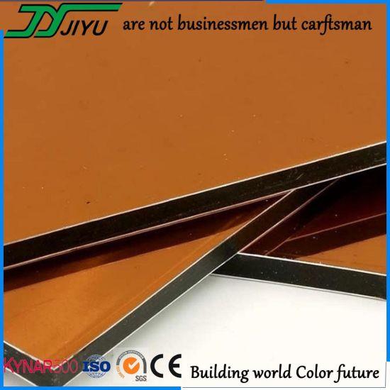 PVDF PE Coating Acm ACP Building Material