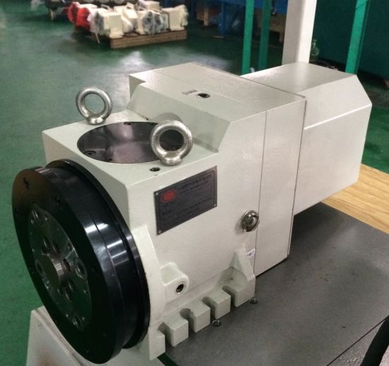 Hydraulic Servo Turret Hy-80A, Low Price High Quality pictures & photos