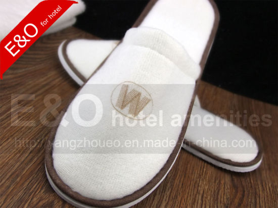 Hot Sale! Hotel Slippers / Adult and Kids EVA Hotel Slippers / Woven Hotel Slippers