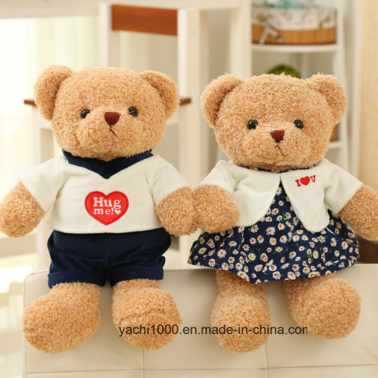 New Style Stuffed Soft Teddy Bear Toy pictures & photos