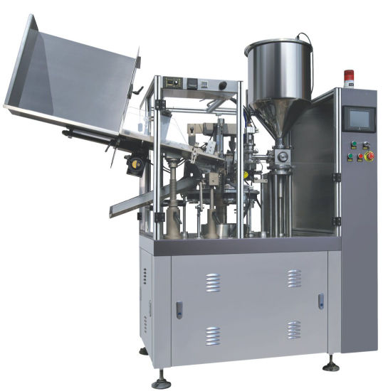 Automatic Aluminum Tube Filling and Sealing Machine Medicine Machine pictures & photos