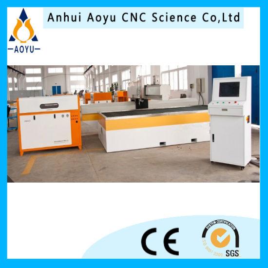 CNC Waterjet Metal Cutter, Water Jet Stainless Steel Cutting Machine