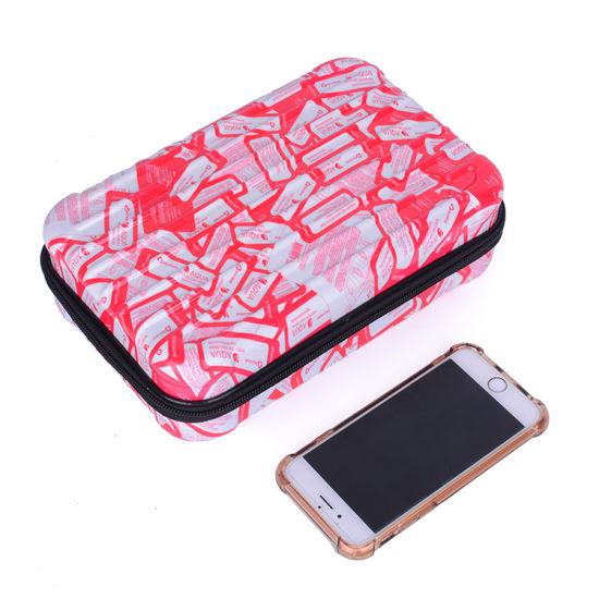 Small Hard Cosmetic Box Toiletry Bag (XHB-02)