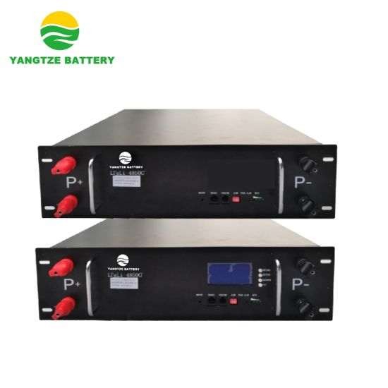 Yangtze 100% Discharge Lithium Battery Lithium Ion 48V 50ah 10kwh Price Manufacturing Equipment
