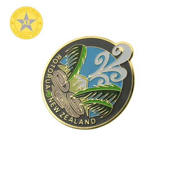 Custom Size Experienced Manufacturer Medal Metal Badges
