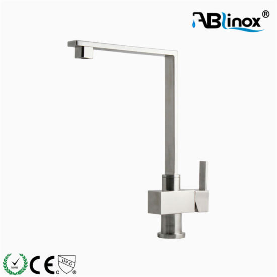 China Sanitary Stainless Steel 304 European Kitchen Faucet ...