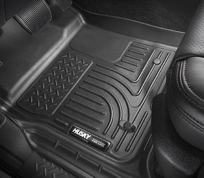 Custom Best Personalized Husky Fit Car Floor Mats in China for Ford/BMW/SUV/Honda pictures & photos