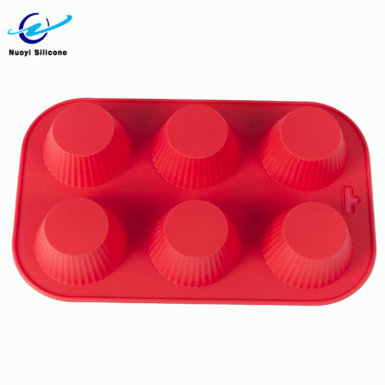 Factory Wholesale Silicone Bakeware Cake Mold