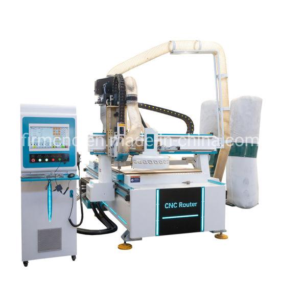 Cheap Atc CNC Router Wood Panel Furniture Cutting Machine