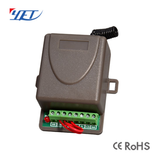 Yet405PC-Ls Voltage Output Garage Door Remote Control Wireless Receiver  with The Limit Switch Terminal