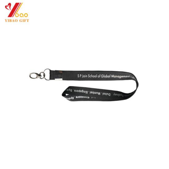 Wholesale Flexo Ribbon Lanyard Customization