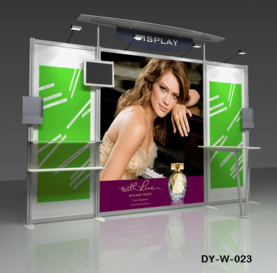 Custom Trade Show Display Booth Modular Exhibition Stand pictures & photos