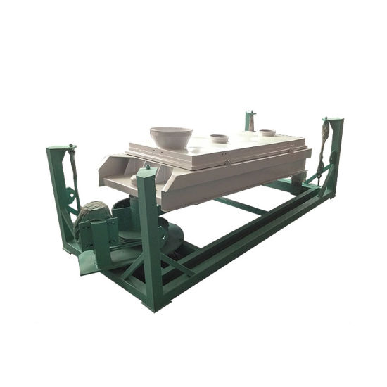 Feed Pellets Rotary Screener Sifter Machine
