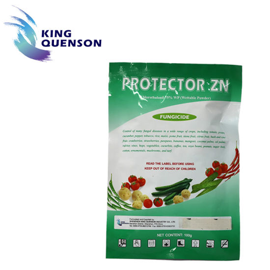 King Quenson Bactericide Fungicide Chlorothalonil 98% Tc Chlorothalonil 75% Wp pictures & photos