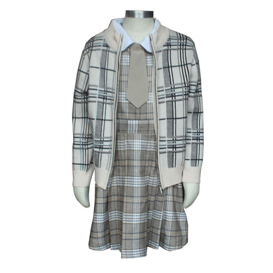 Modern High School Uniform Designs for Girls