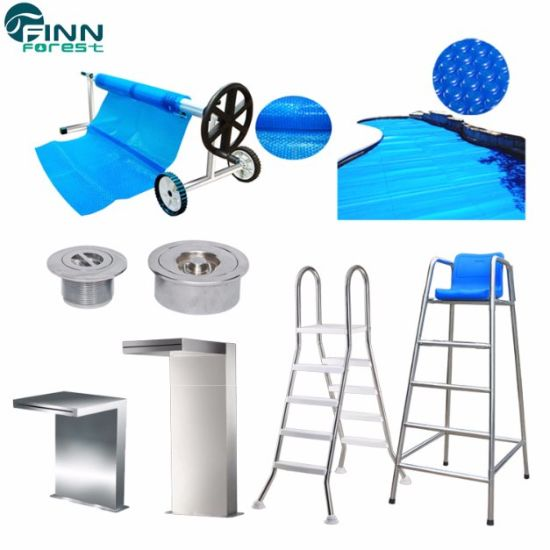Factory Produce Whole Set Swimming Pool Equipment Accessories Products