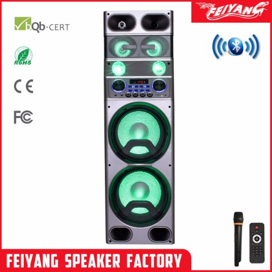 New Private Mould Outdoor Rechargeable Trolley Bluetooth Speaker