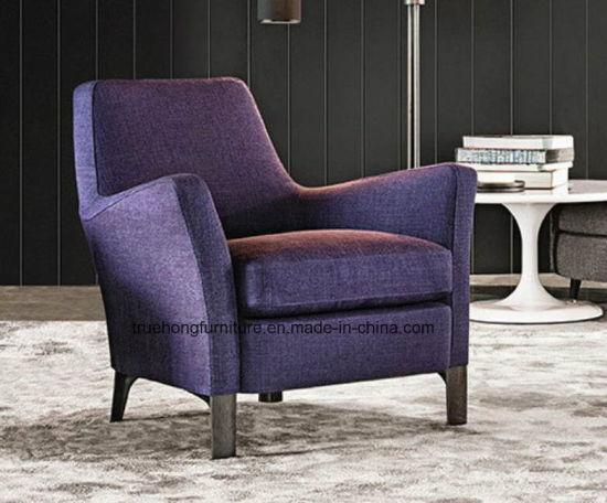 Professional Hotel Sofa furniture High Density Foam Sofa Seat single Sofa Chair