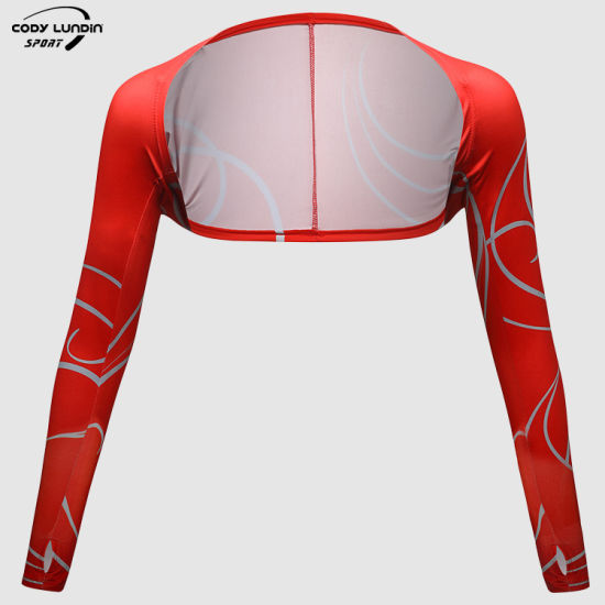 Cody Lundin Women's Outdoor Exercise Sun Protection Shirts Long Sleeve Workout Top