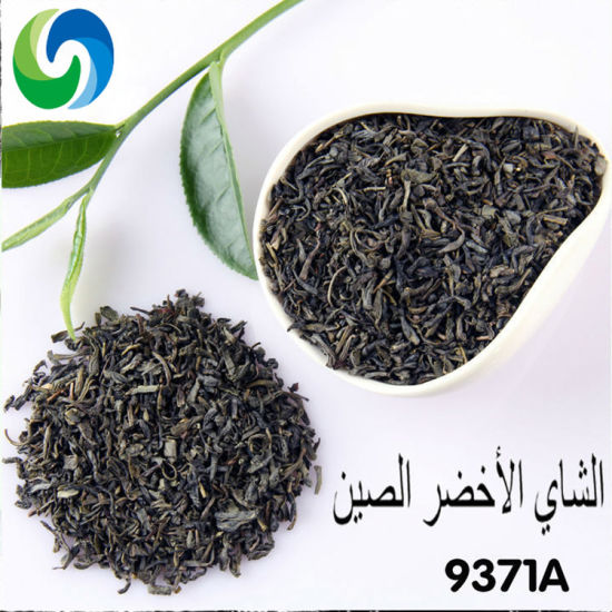Best High Moutain Organic Green Tea Chunmee Brand 9371 High Quality to Mali