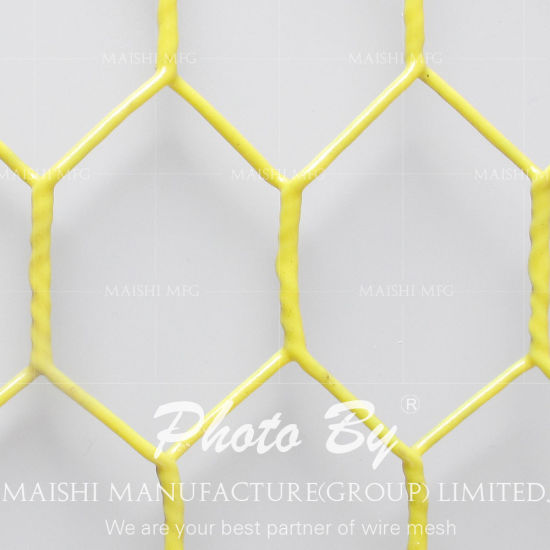 China Hex Netting /Vinyl Coated Hex Netting/PVC Coated Hex Netting ...