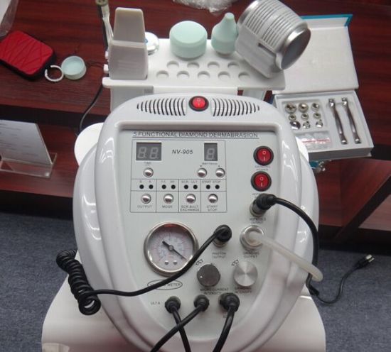 5 in 1 Facial Beauty Clinic Equipment pictures & photos