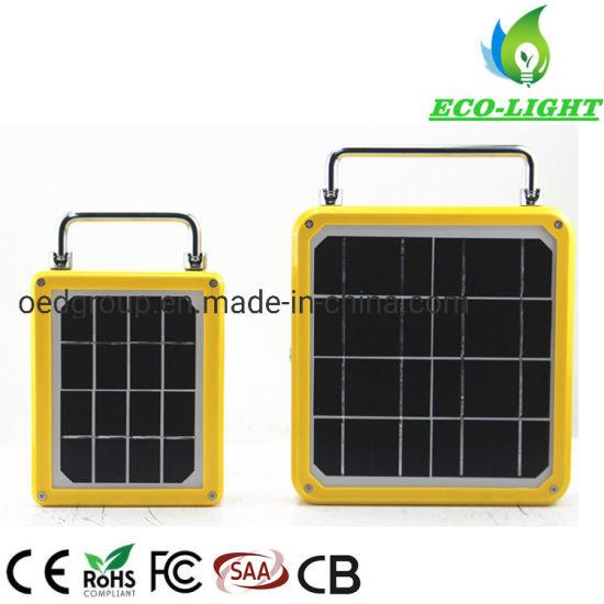 20W COB USB Rechargeable LED Solar Flood Light