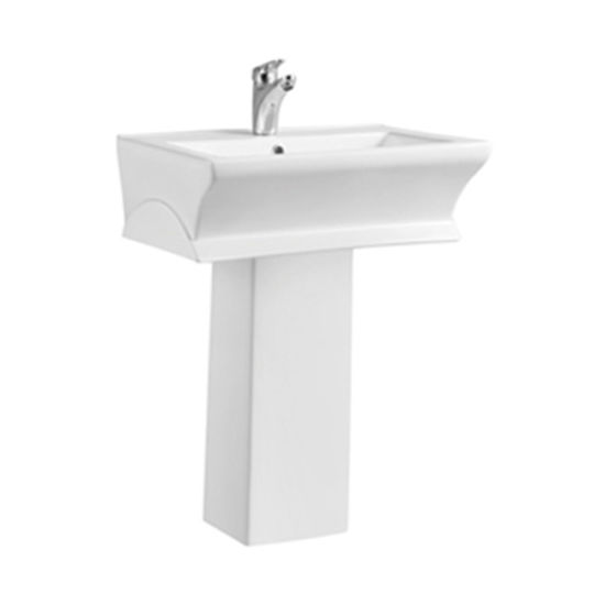 China Manufacturer Freestanding Bath Wash Basin pictures & photos