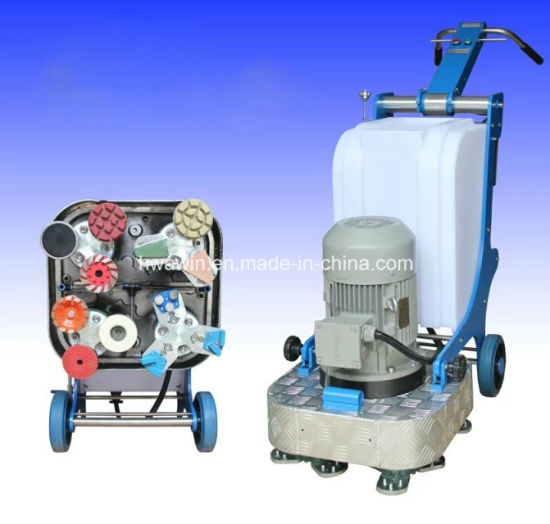 Concret Marble Carborundum Terrazzo Floor Buffer Polisher