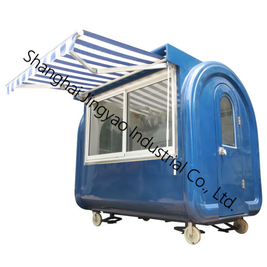 Hot Sale Mobile Food Trailer Hot Dog Carts/Towable Food Trailer/Fast Food Truck/Food Vending Carts for Sale