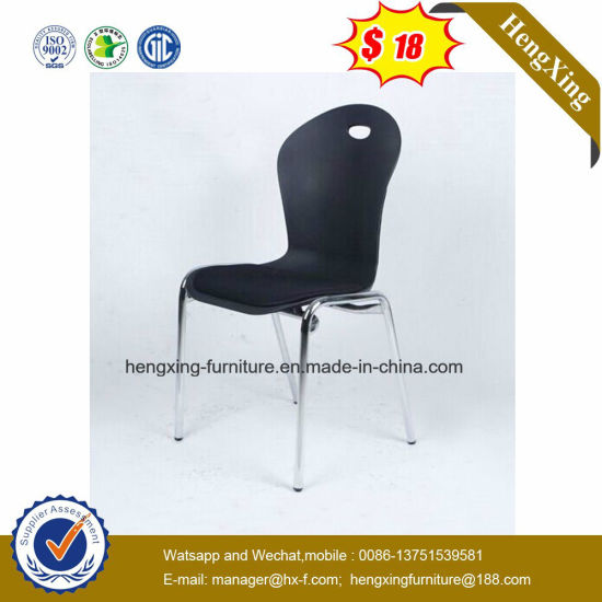 Plastic Metal School Training Chair Without Armrest (HX-5CH2009) pictures & photos