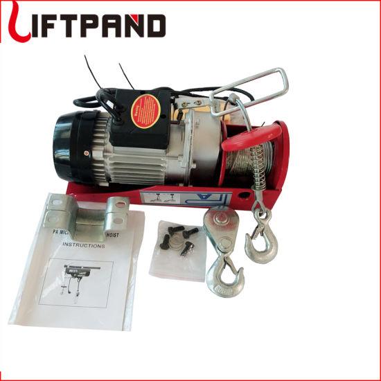 American Market 110V 60Hz Electric Hoist Eh 250