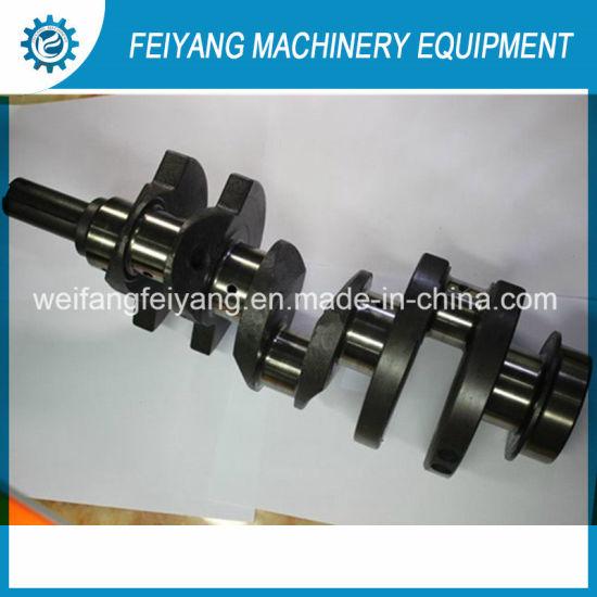 Yangchai Diesel Engine Crankshaft Yz4105qf-04101 Yz4110QA-04101A