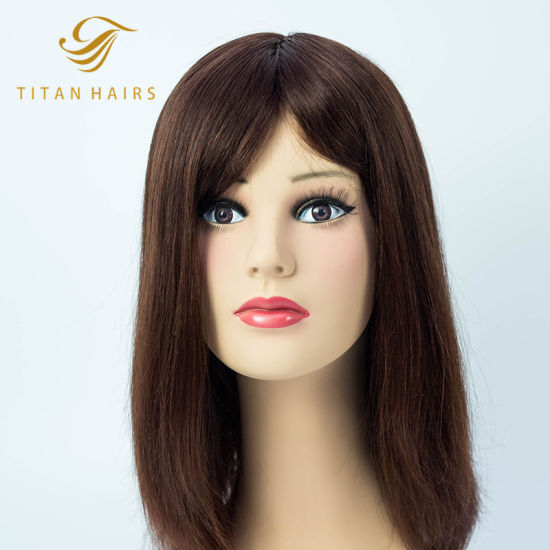 Hair Replacement for Virgin Women Hair Lace Wig