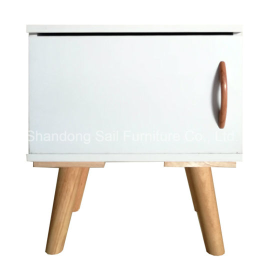 Small Size Wood Side Cabinet