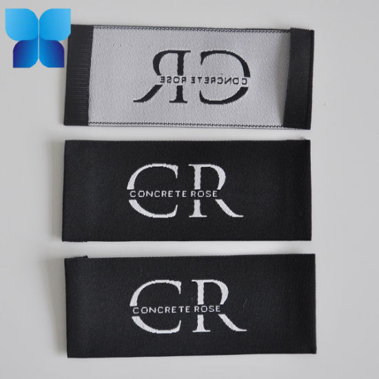 Professional Custom Woven Label for Clothing/Shoes/Bags