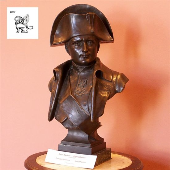 home or garden decoration Bronzed Bust