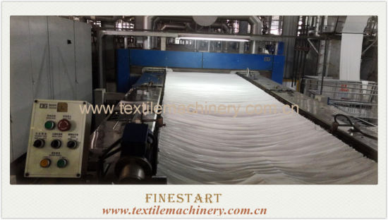 Textile Finishing Machinery Heat Setting Stenter for All Fabrics