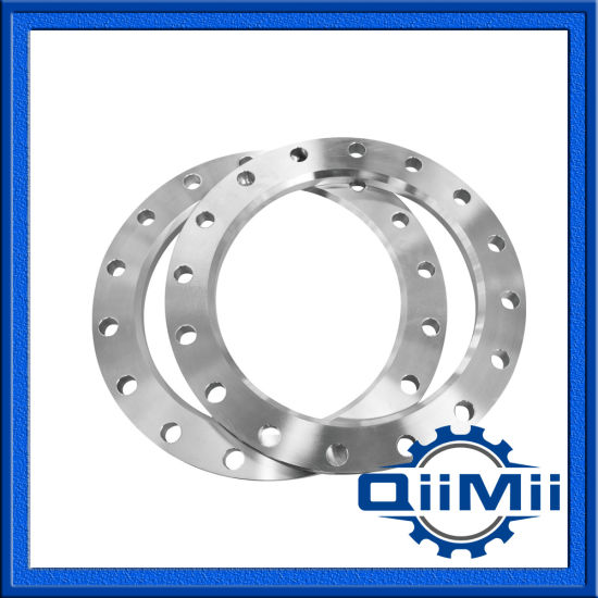 Ss304/3116L Stainless Steel Forged Pipe Flange pictures & photos