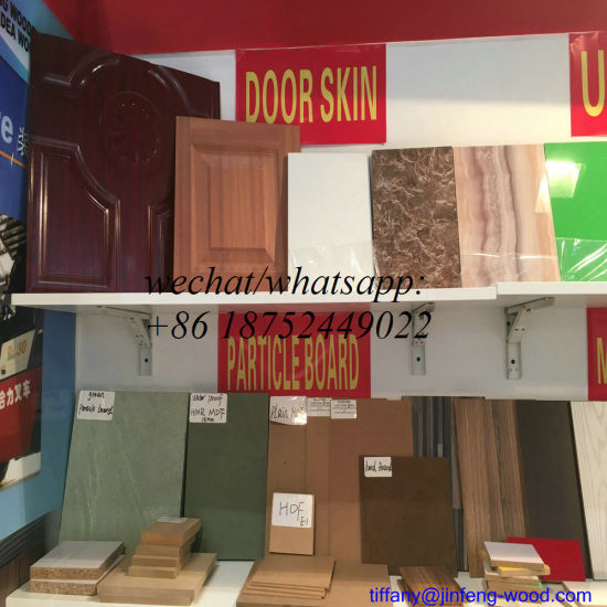 Marble Melamine Color Faced MDF pictures & photos