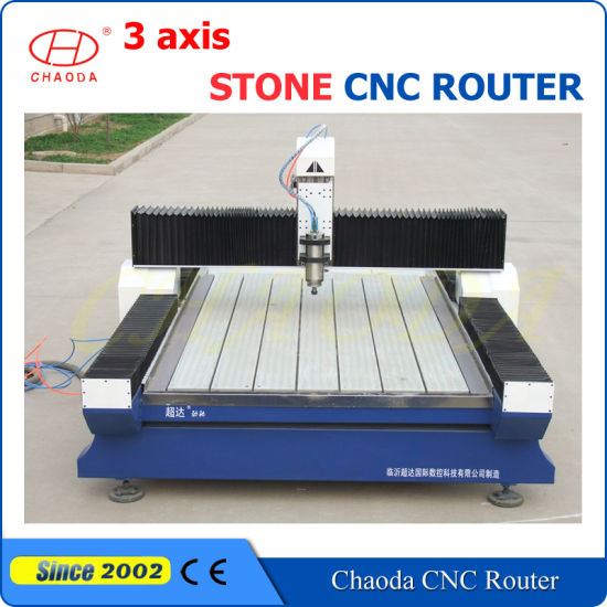 Low Cost! ! Jcs1325 CNC 3D Stone Carving Machine Price pictures & photos