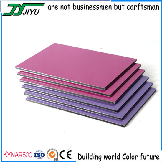 Aluminum Composite Panel ACP Acm Aluminium Cladding Sheet