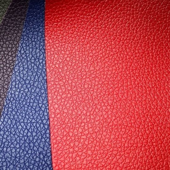 PVC Artificial Leather for Sofa, Car Seats, Furnitures, Chairs, Decoration, Flame-Retardant pictures & photos